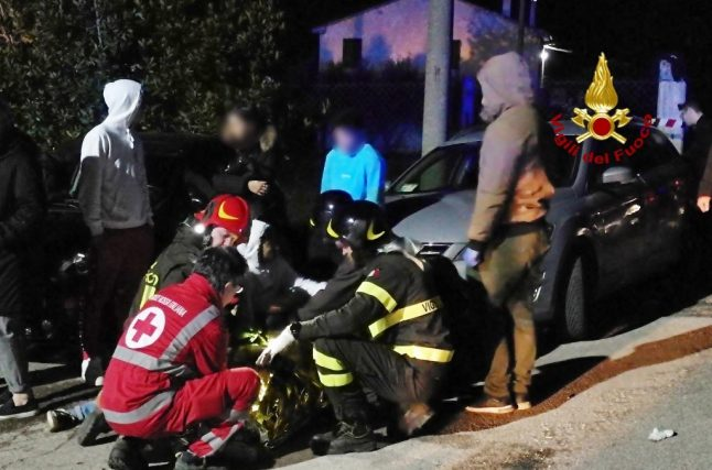 Seven arrested over Italy nightclub stampede