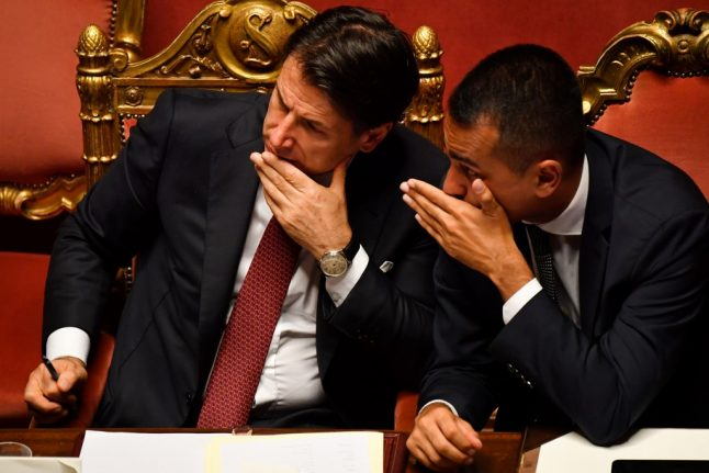 Italy's Five Star Movement threatens to abandon talks to form new government