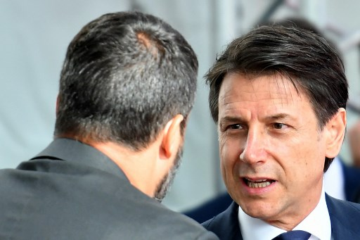 D-day for Italian government as PM Conte expected to resign