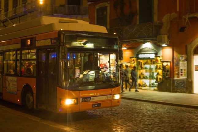 Italian bus company does u-turn over fine for pregnant woman in labour