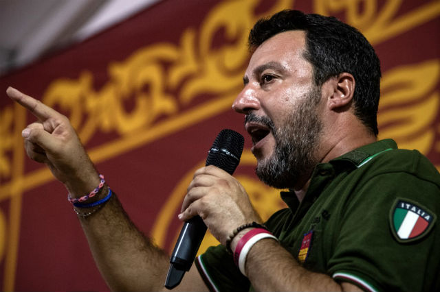 Salvini rejects Forza Italia pact: 'We do not need anyone'