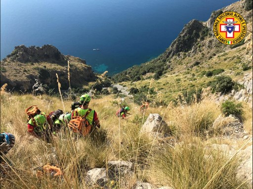 Missing French hiker found dead in southern Italy