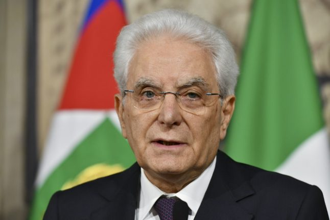 Italian president gives parties an extra day to thrash out a coalition