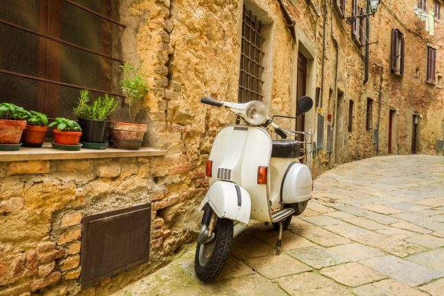 EU gives green light to Chinese 'Vespa' scooters despite Italy's copycat claims