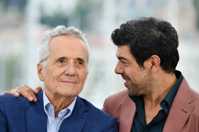 The Traitor: True story of mafia informant is Italy's entry for the Oscars