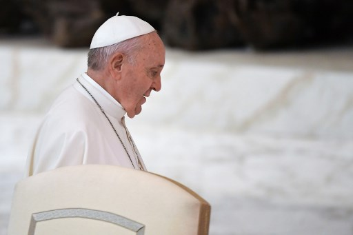 Pope decries euthanasia as Italian court considers assisted suicide law