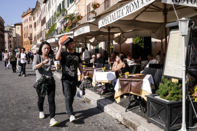 'We were charged €600 for lunch': Tourists describe yet another Rome rip-off
