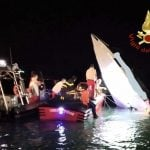 Two Brits and Italian champion killed in Venice speedboat crash