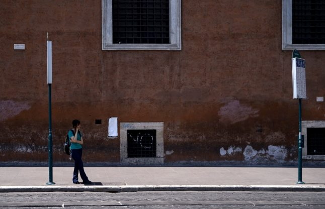 Rome's public transport is as slow as Bogota's: study