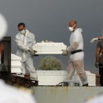 Two Italian officers to stand trial over 2013 shipwreck that killed 260 migrants