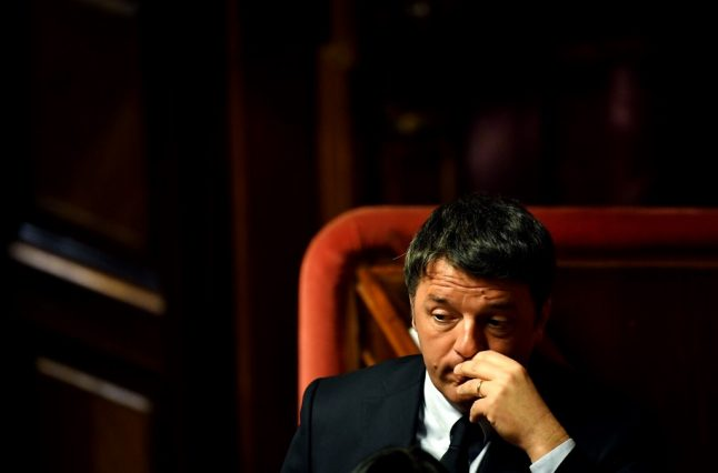 Italy's ex-PM Matteo Renzi quits Democratic Party to form new movement