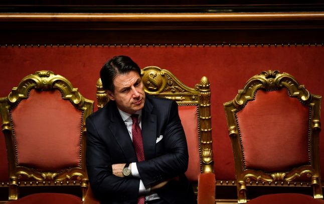 Giuseppe Conte: How Italy's prime minister survived the collapse of his own government