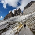 VIDEO: Snow in September? Winter comes early to northern Italy