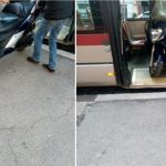 'Everyone off': Rome bus driver dumps passengers to make room for his scooter