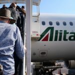 Alitalia's 'Black Wednesday': 200 flights to and from Italy cancelled