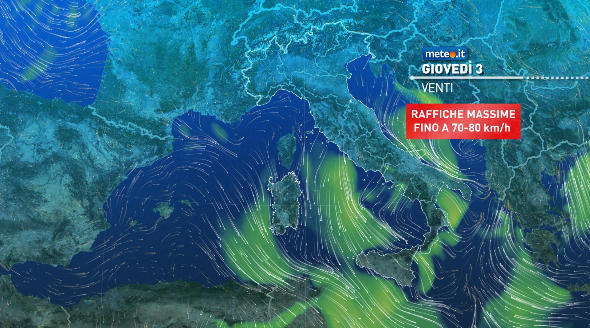 Autumn's here: Southern Italy on alert for 'extreme' weather