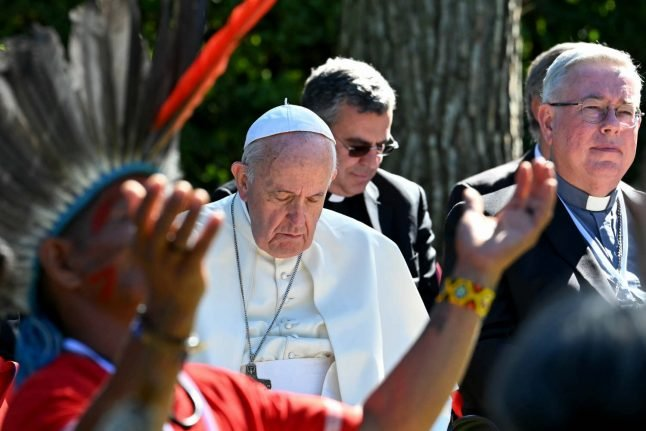 Vatican's Amazon indigenous outreach considers permitting priests to marry