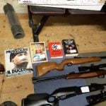 Italian police seize weapons in raid on neo-Nazi group