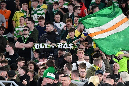 Celtic fans stabbed in Rome ahead of Europa League match with Lazio