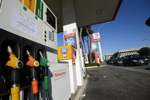 Drivers in Italy brace for two-day nationwide petrol station strike