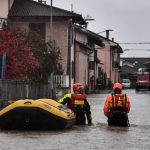 Northern Italy on flood alert as River Po rises