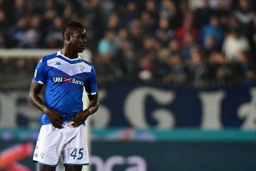 Verona's partial stadium ban for Balotelli racist abuse suspended