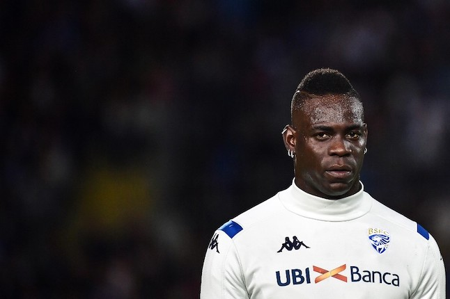'Wake up, you ignorant people': Mario Balotelli responds after fan says he'll never be 'fully Italian'