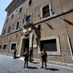 Italian police chief and ex-MP among 334 people arrested in major mafia bust