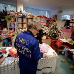 Rome's 'Geppetto' on fixing broken toys for underprivileged children