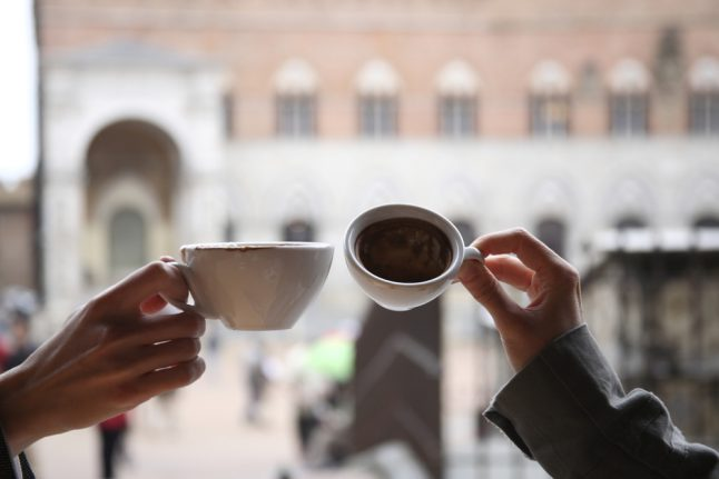 Why Italy thinks its coffee should get Unesco heritage status