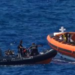 162 migrants rescued off Libya land in Italy
