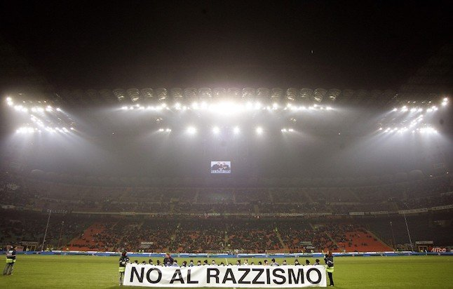 Italy's Serie A apologizes for putting monkeys in anti-racism campaign
