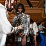 Milan sends Brexit message with London Fashion Week tie-up