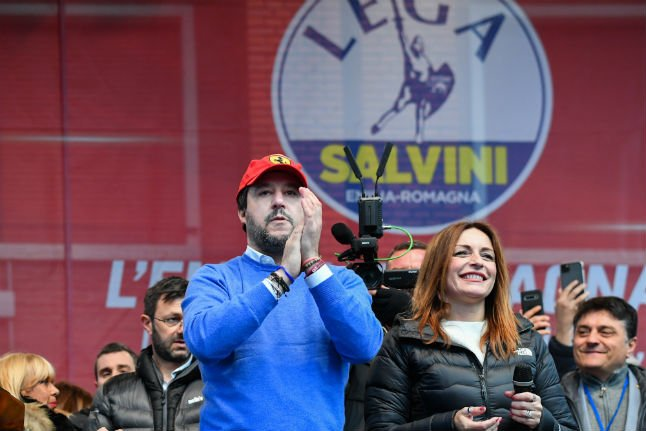 Salvini seeks to topple government in key regional poll