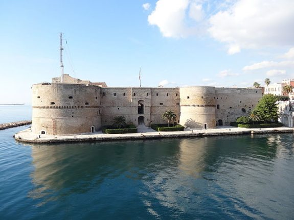 Taranto becomes the first city in Italy to sell off houses for €1