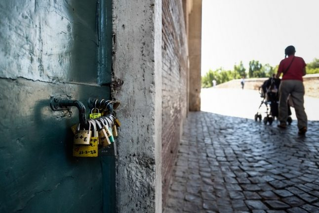 Life in Italy: 'When the door's locked, try a crowbar'