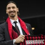 'Not here as a mascot': Zlatan scores in first match at AC Milan