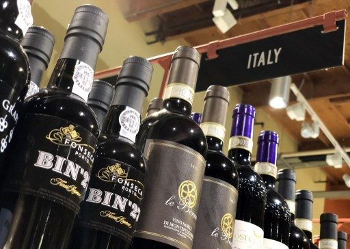 Why Italian wines may soon cost twice as much in the US