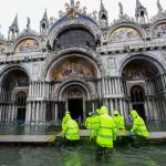 Venice plans glass wall to protect St Mark's basilica from flooding
