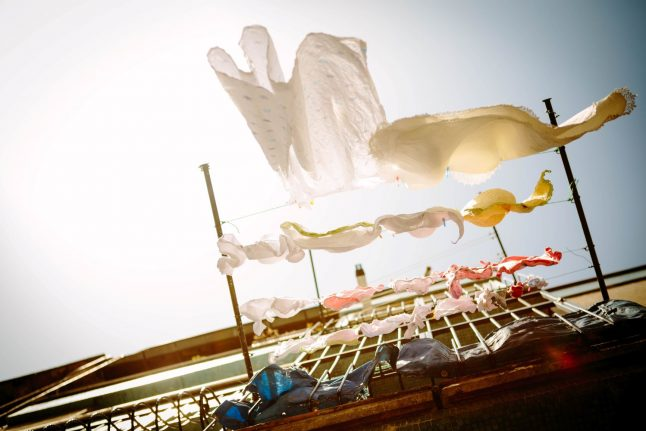 Life in Italy: 'Now I've got the hang of it, doing the washing has become almost a pleasure'