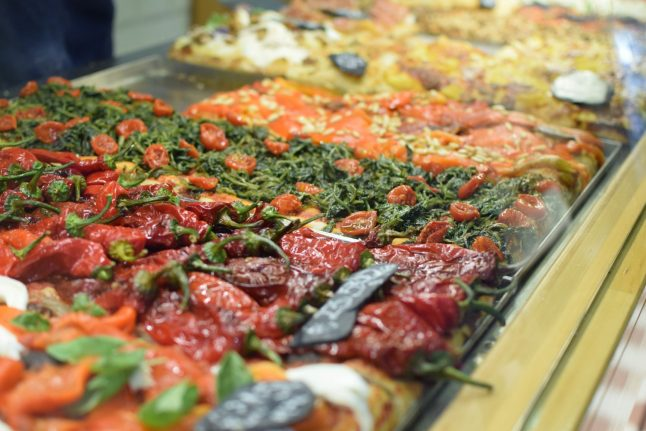 Ten of the most delicious street foods in Italy