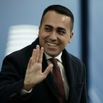 Italian politician urges public to protest against his own government