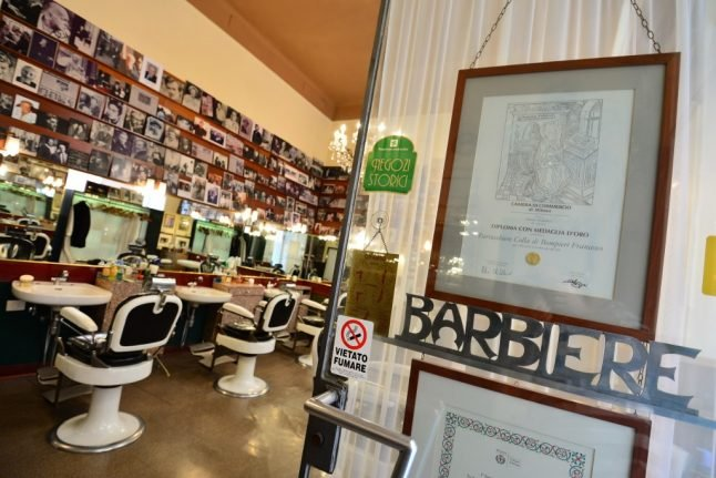 Life in Italy: 'Why visiting my Italian barber gets me much more than a haircut'