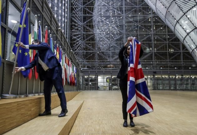 Divided Britain enters new era as it leaves EU