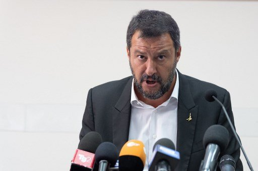 Anger over plans for Italy's Salvini to speak at events in the UK