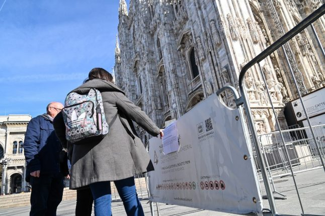 Coronavirus: Italy's tourism industry reports 'worst crisis in recent history' after outbreak