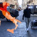 MAP - Which parts of Italy have been hardest-hit by coronavirus?