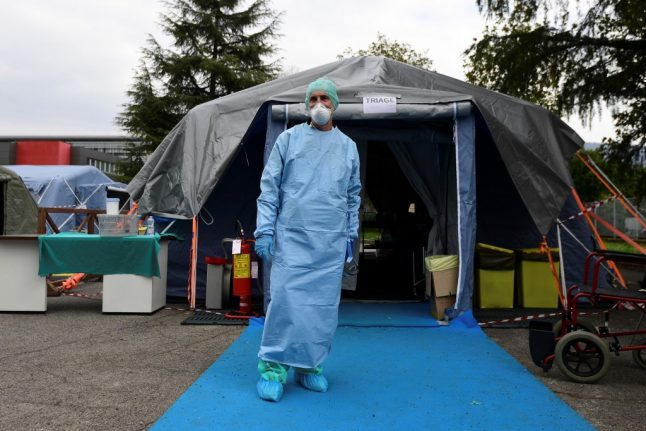 Coronavirus in Italy: 368 deaths recorded in one day as Lombardy warns of hospital bed shortage