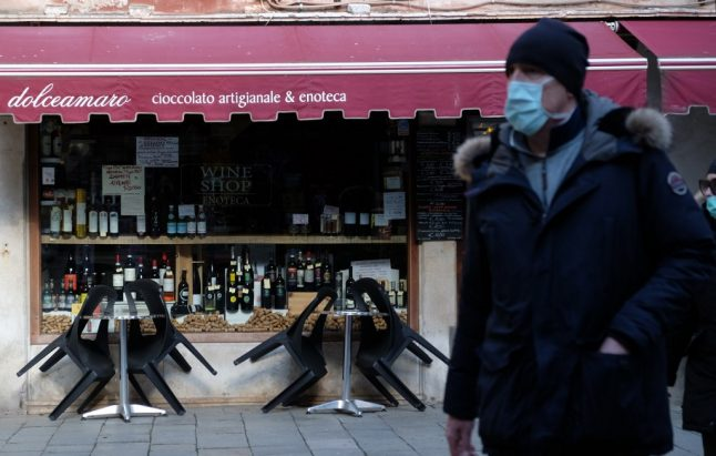 What you need to know about the new coronavirus measures in Italy