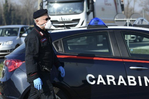 Funeral-goers in Sicily face fines and prison after breaking quarantine rules